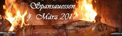 TSG Jahresfeier 2017 - Spansauessen